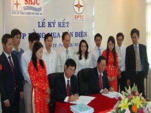 Thủ tục ký hợp đồng mua điện y tế - nha khoa